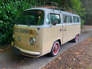 1979 Volkswagen Bay Window T2 - RHD - Campervan