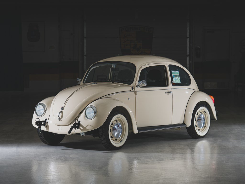 2004 Volkswagen Beetle ltima Edicin  For Sale by Auction (picture 1 of 6)