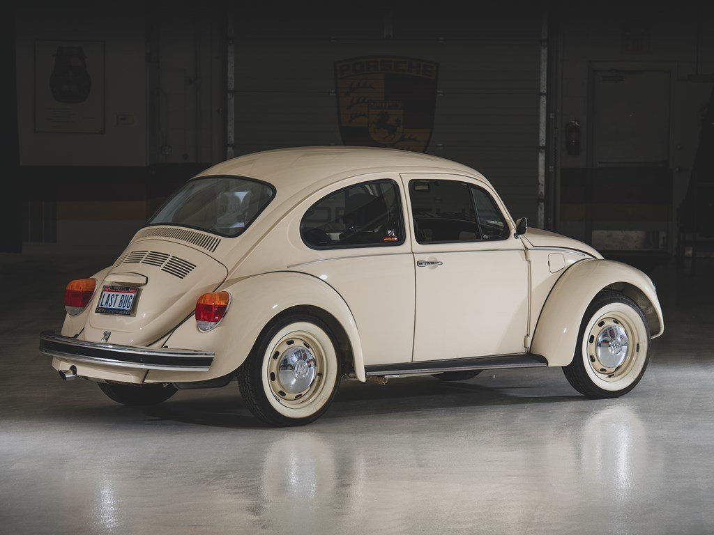 2004 Volkswagen Beetle ltima Edicin  For Sale by Auction (picture 2 of 6)
