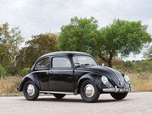 1951 Volkswagen Beetle Split-Window Sedan  For Sale by Auction