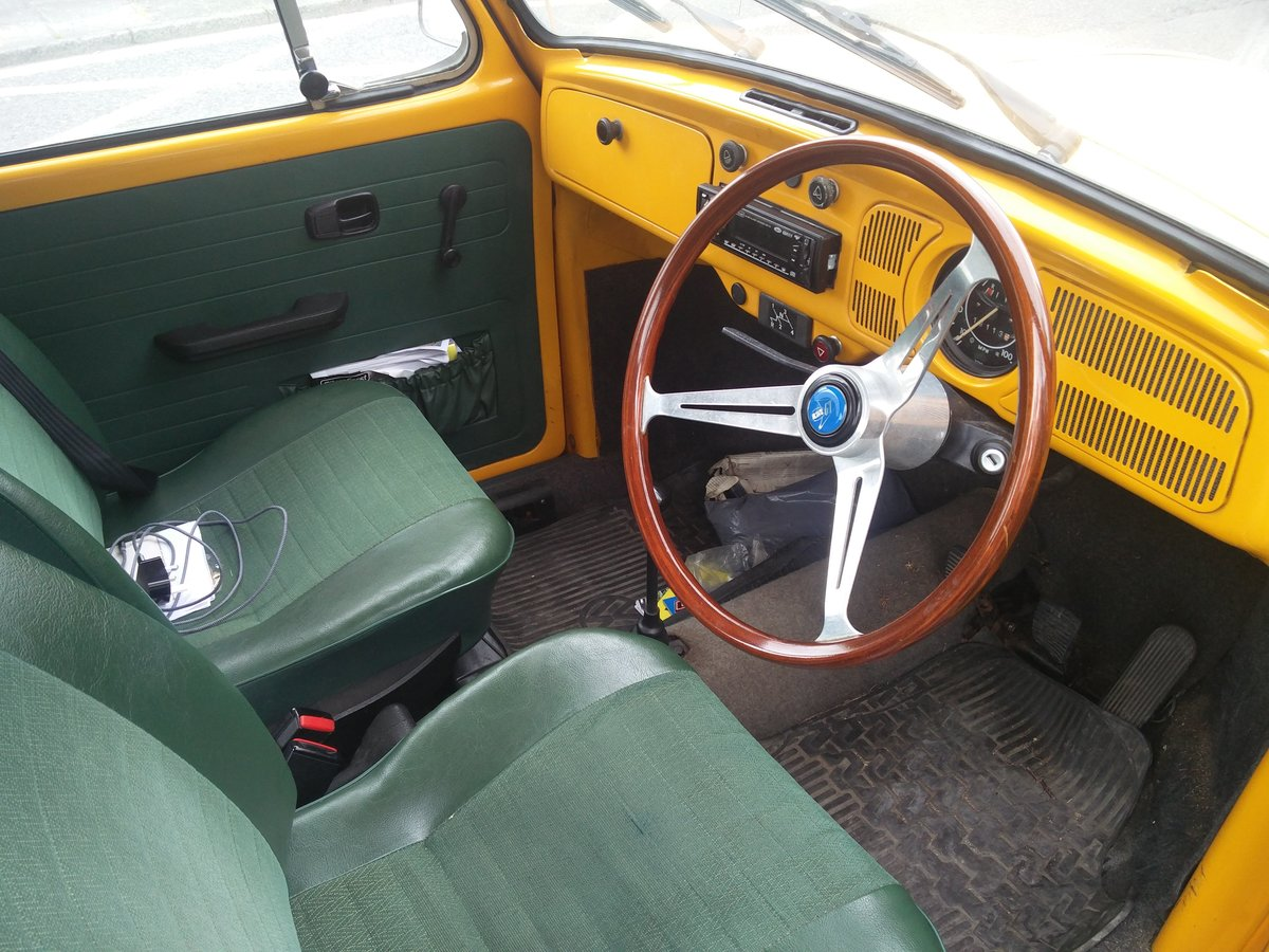 1973 VW BEETLE 1200A For Sale (picture 2 of 6)