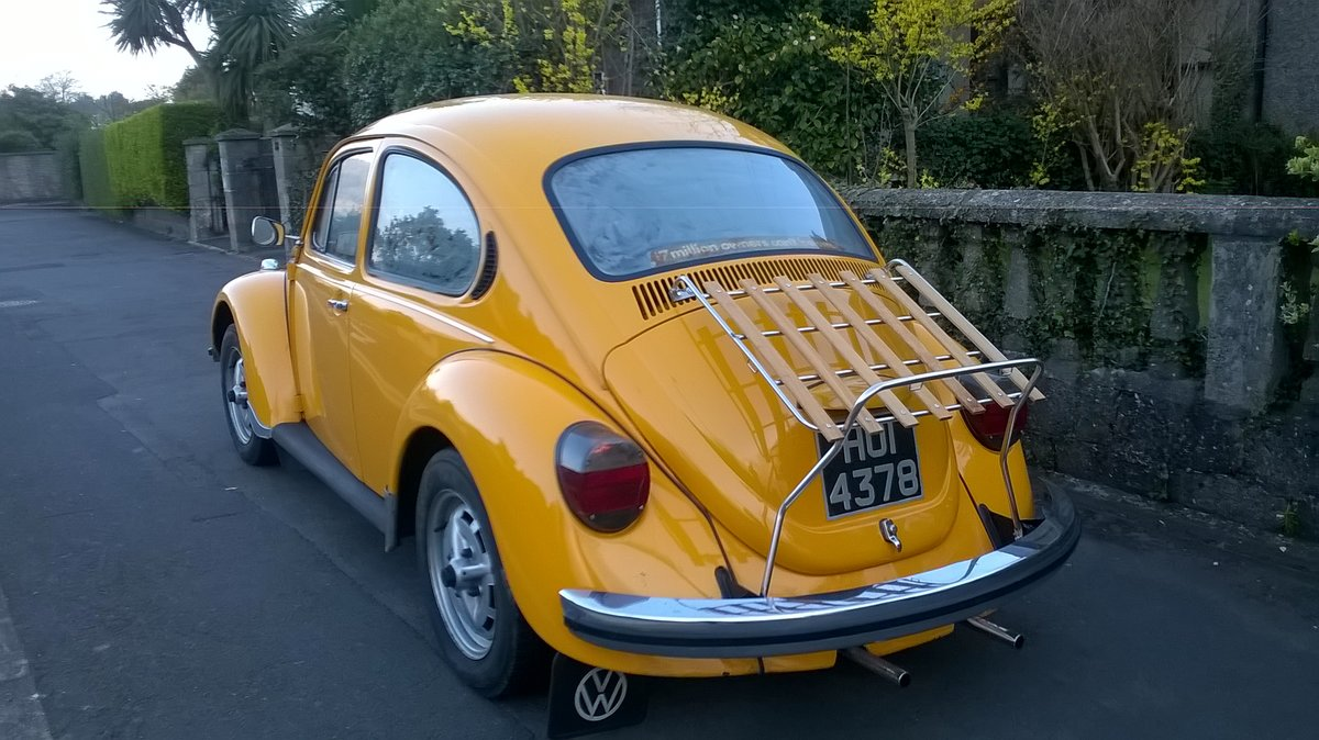 1973 VW BEETLE 1200A For Sale (picture 4 of 6)