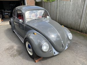 1964 VW Beetle Anthracite Grey For Sale