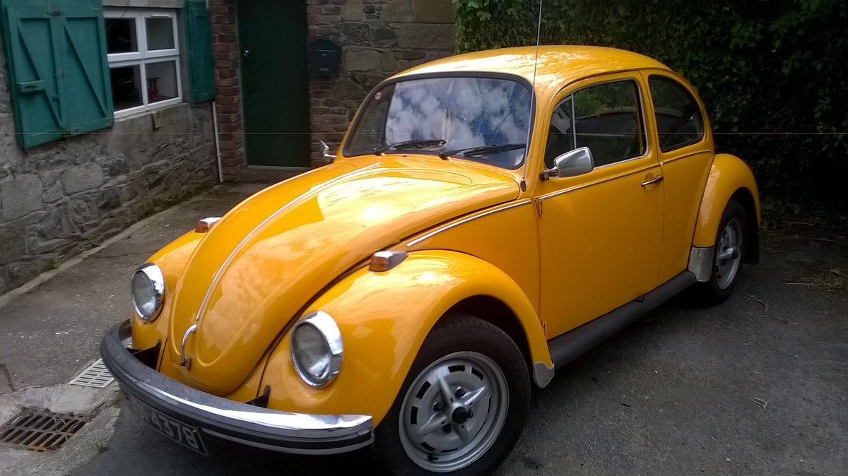 1973 VW BEETLE 1200A For Sale (picture 1 of 6)