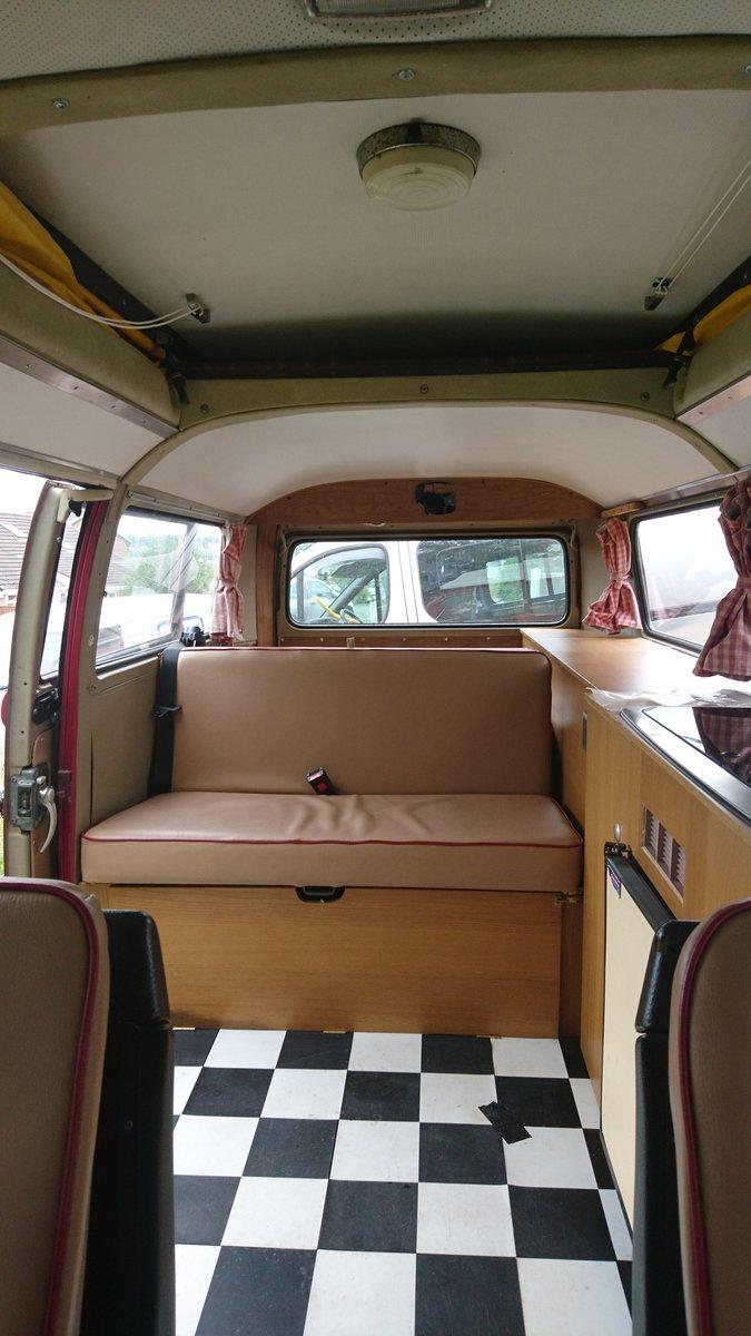 1972 Volkswagen Bay Window Riviera Campervan  For Sale (picture 3 of 6)