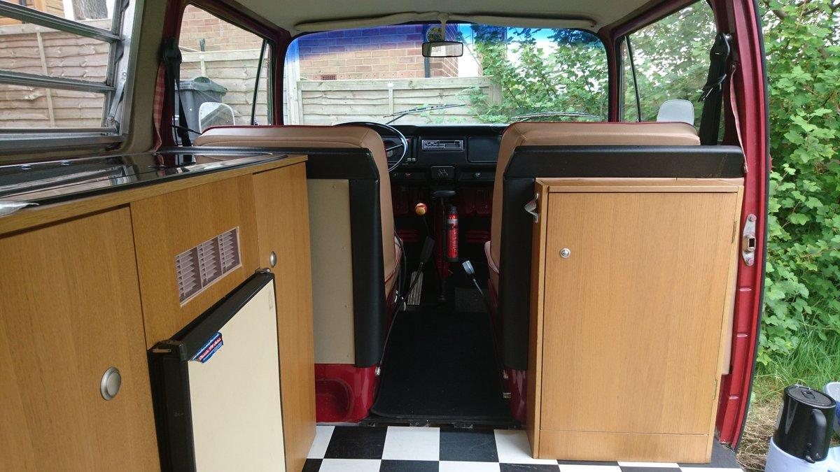 1972 Volkswagen Bay Window Riviera Campervan  For Sale (picture 4 of 6)