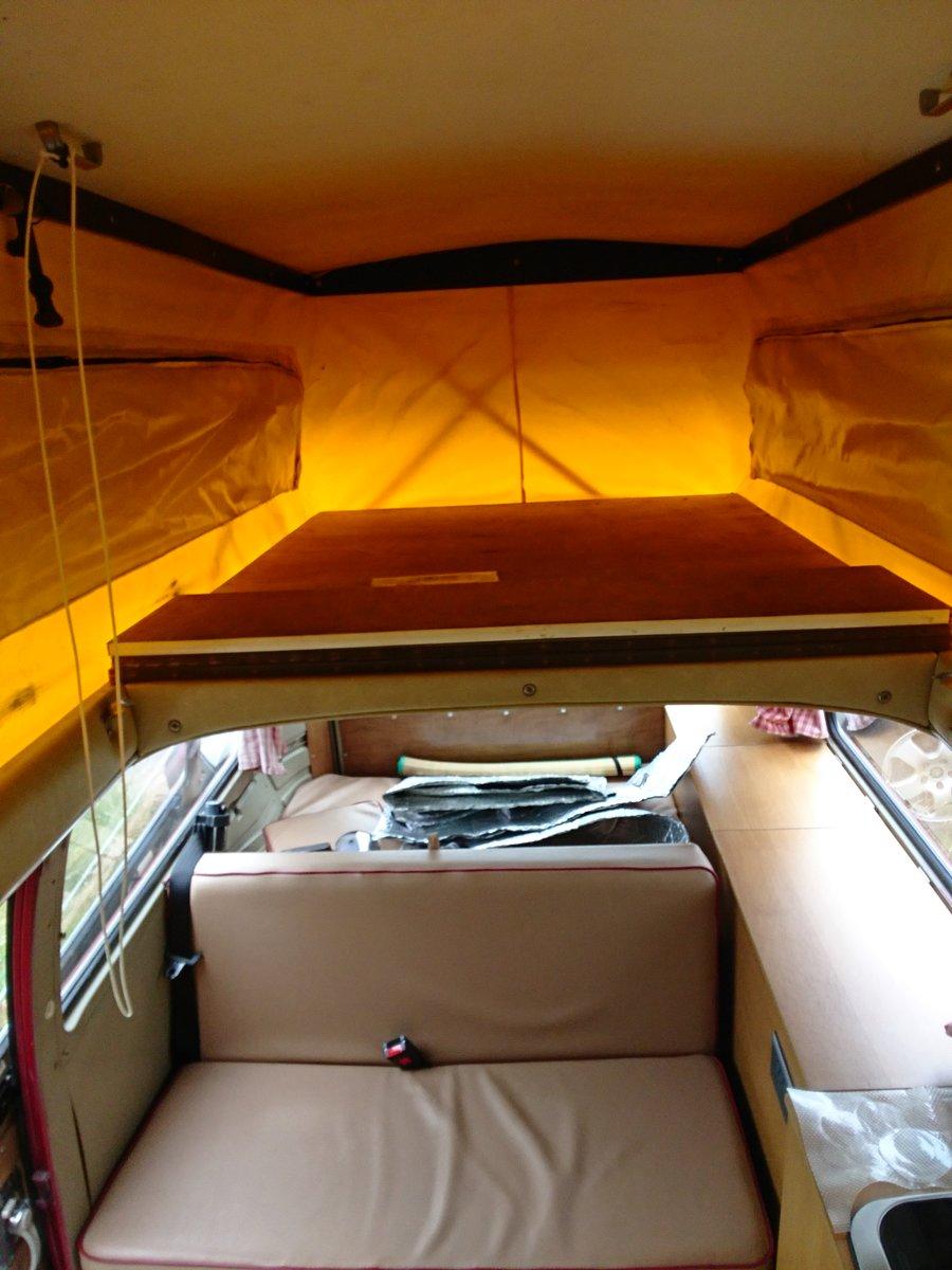 1972 Volkswagen Bay Window Riviera Campervan  For Sale (picture 6 of 6)