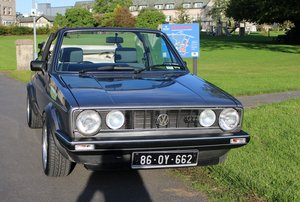 1986 Volkswagen Golf Mk1 GTI For Sale