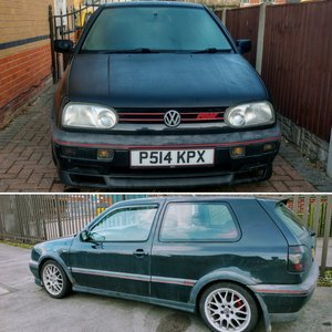 1996 VW Golf MK3 Anniversary 16v 3dr For Sale