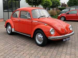 1973 Volkswagen Beetle 1303 LS RHD! For Sale
