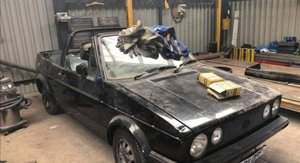 1984 VW Golf GTI For Sale