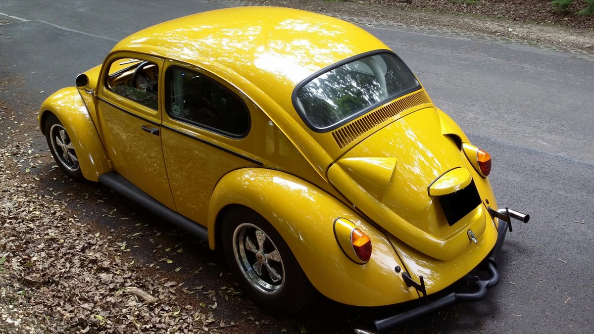 1967 VW Cal-Look bug, recent US import,top notch build For Sale (picture 2 of 6)