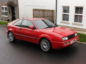 1992 VW Corrado G60  For Sale