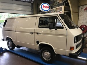 1985 Volkswagen T3 , Typ 25, Panelvan For Sale