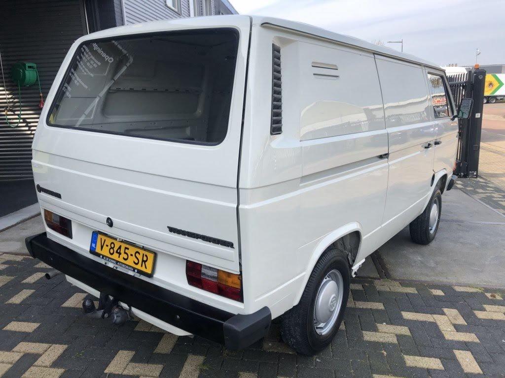 1985 Volkswagen T3 , Typ 25, Panelvan For Sale (picture 2 of 5)
