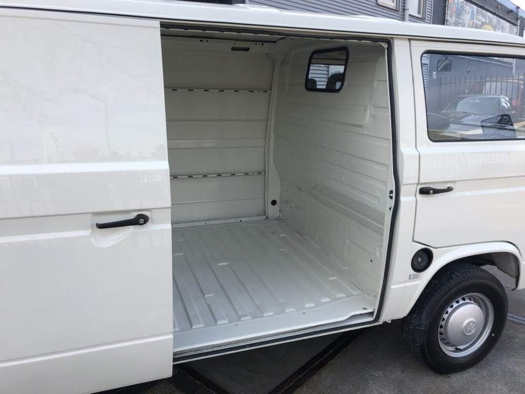 1985 Volkswagen T3 , Typ 25, Panelvan For Sale (picture 3 of 5)