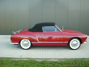 1969 VW Karmann Ghia cabrio