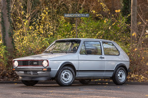 1977 VOLKSWAGEN GOLF GTI FIRST SERIES For Sale