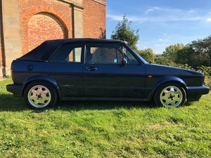 1992 VW Golf Rivage Cabriolet Karmann GTI Convertible