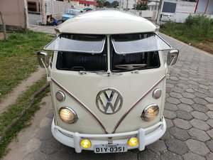 1974 Split window bus For Sale
