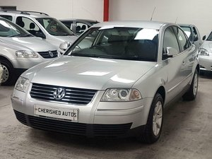 2005 Volkswagen Passat 2.0 Highline*GEN 27k MILES*FULL V/W S/HIS* For Sale