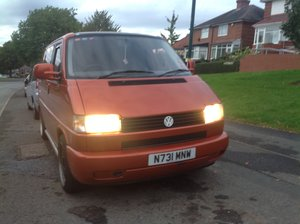 1996 VW T4 2.4 Diesel For Sale