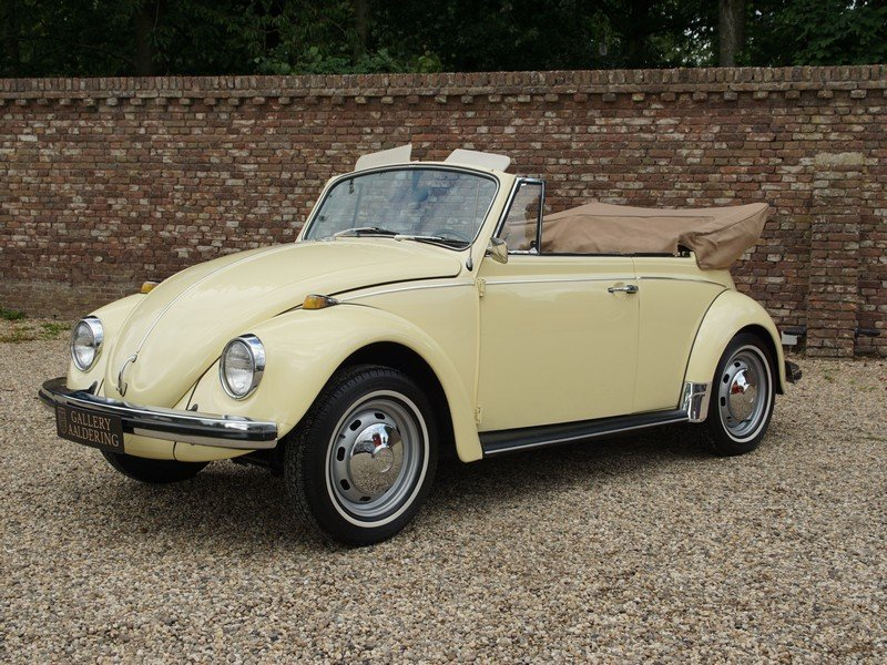 1968 Volkswagen Käfer / Beetle Convertible Long-Term ownership For Sale (picture 1 of 6)