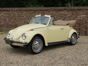 1968 Volkswagen Käfer / Beetle Convertible Long-Term ownership For Sale
