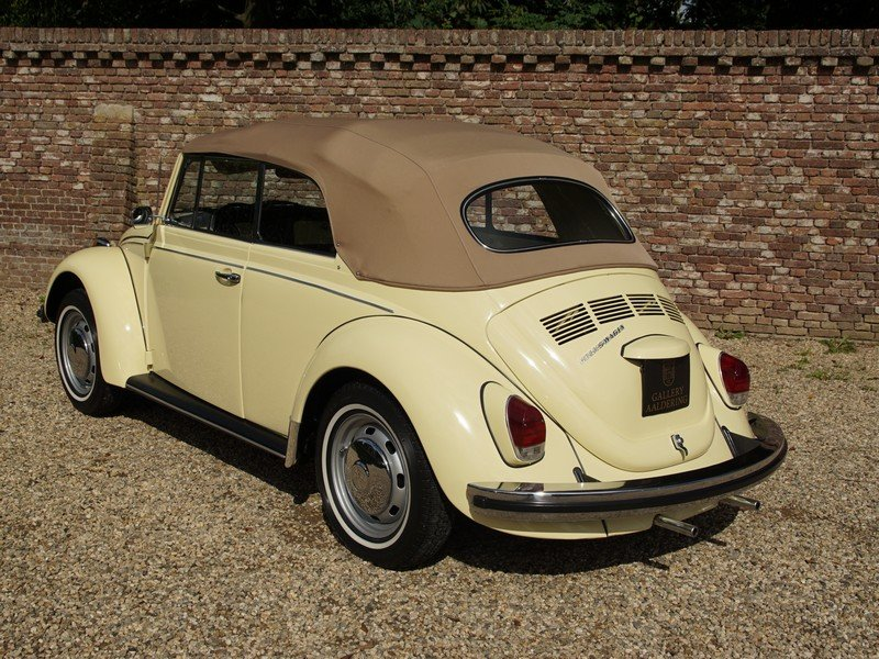 1968 Volkswagen Käfer / Beetle Convertible Long-Term ownership For Sale (picture 2 of 6)
