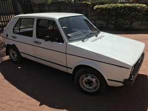 1978 VW GOLF LS