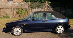 1991 VW Golf MK1 GTI Rivage For Sale