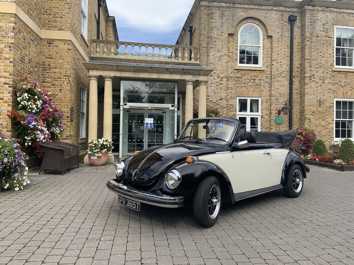 1979 VW Beach Buggy & Beetle Karmann convertible Hire For Hire (picture 3 of 6)