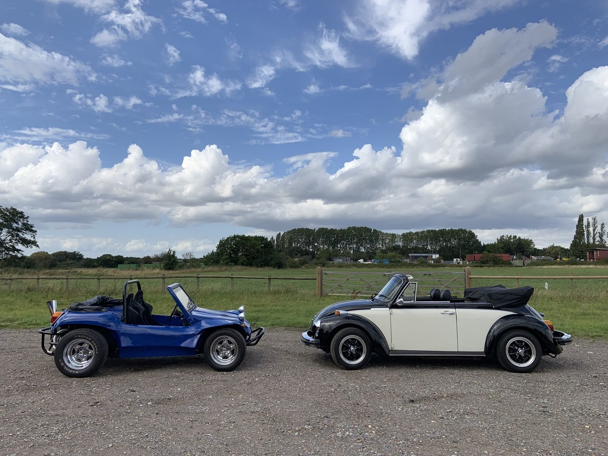 1979 VW Beach Buggy & Beetle Karmann convertible Hire For Hire (picture 5 of 6)