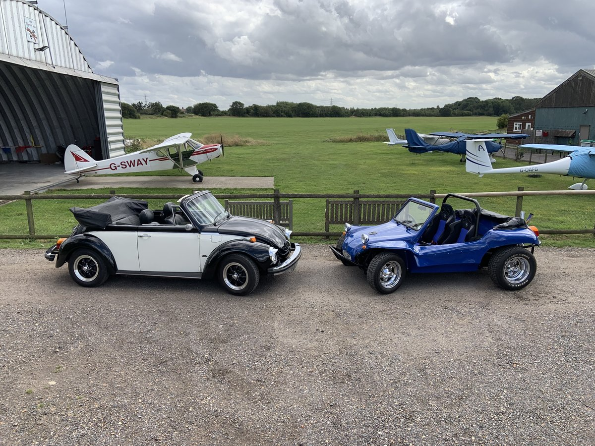 1979 VW Beach Buggy & Beetle Karmann convertible Hire For Hire (picture 6 of 6)