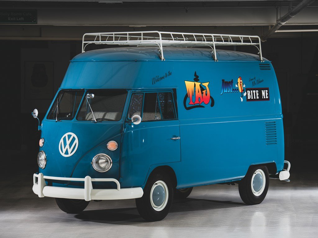 1967 Volkswagen Type 2 High-Roof Panel Van  For Sale by Auction (picture 1 of 6)
