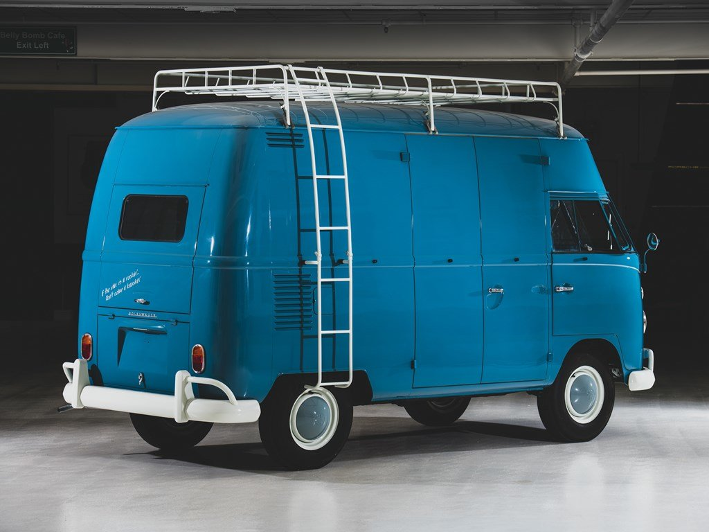 1967 Volkswagen Type 2 High-Roof Panel Van  For Sale by Auction (picture 2 of 6)