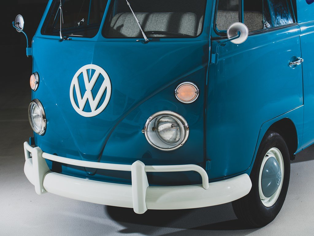 1967 Volkswagen Type 2 High-Roof Panel Van  For Sale by Auction (picture 5 of 6)