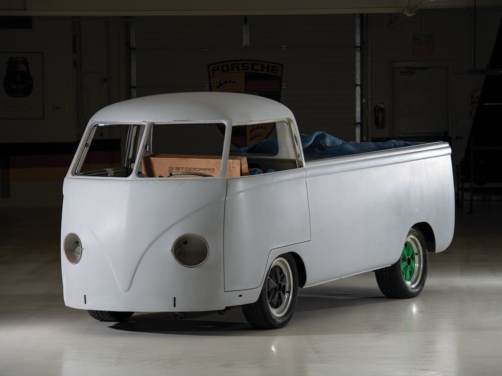 1961 Volkswagen Type 2 Single-Cab Pickup Project  For Sale by Auction (picture 1 of 6)