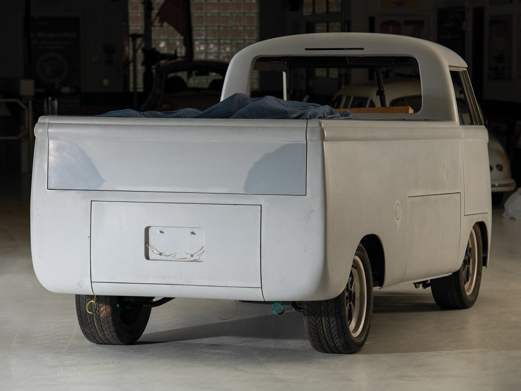 1961 Volkswagen Type 2 Single-Cab Pickup Project  For Sale by Auction (picture 2 of 6)