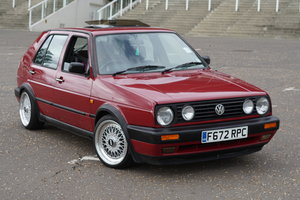 1989 VW GOLF MK2 1.3  For Sale