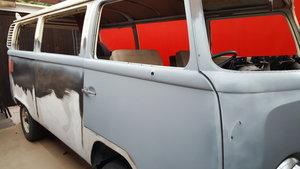 1972 T2 Bay Window project