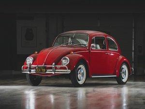 1967 Volkswagen Beetle Deluxe Sedan