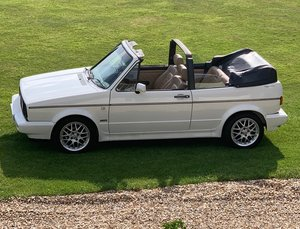 1989 Volkswagen Golf Cabriolet Mk1 For Sale
