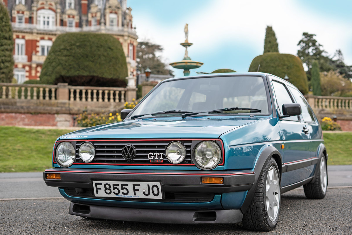 1988 Golf GTi Mk2 16-v GTi Engineering SOLD (picture 3 of 6)
