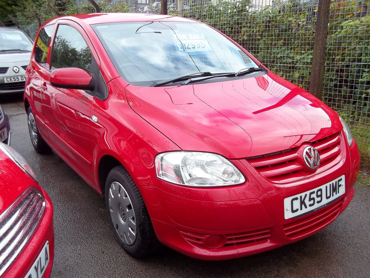 2009 VW Polo 1.4 Fox For Sale (picture 1 of 5)