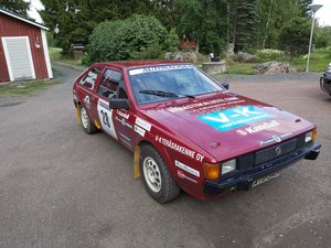 VW Scirocco Gti group 1 For Sale