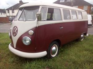 1966 VW Splitscreen Camper