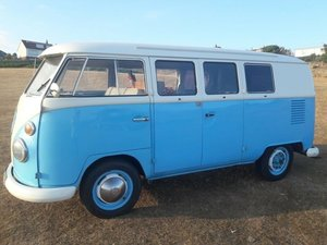 1964 VW splitscreen campervan RHD