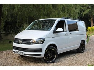 2017 Volkswagen Transporter 2.0 TDI BlueMotion Tech T28 Startline For Sale