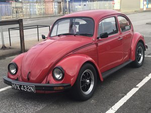 1975 Volkswagen Beetle 1200 For Sale
